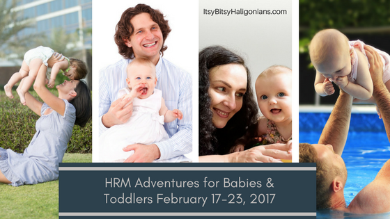 Greater Halifax Area Baby and Toddler Adventures (February 17