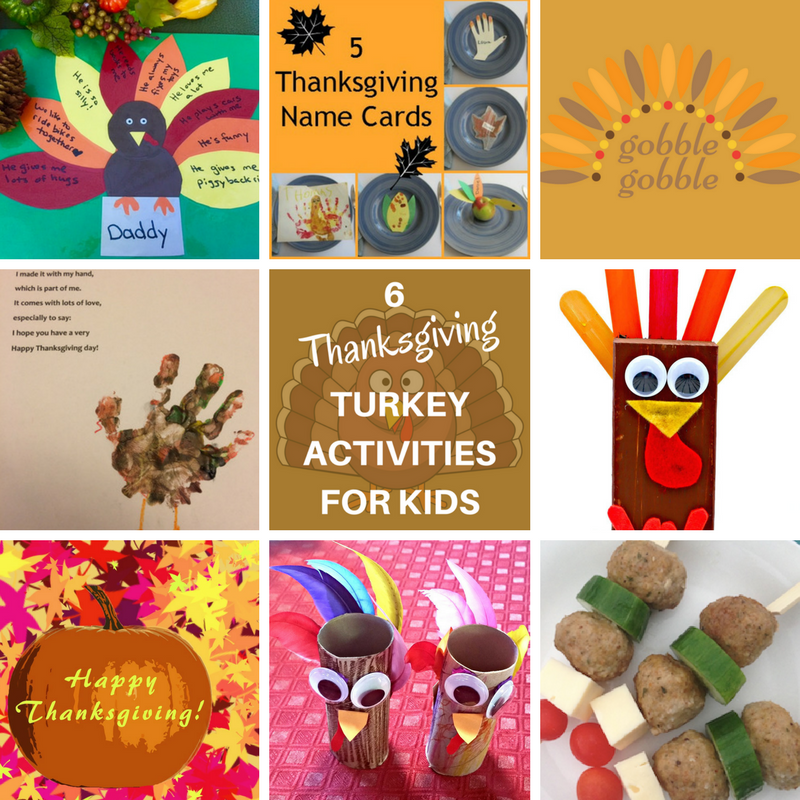 5 fun Thanksgiving Turkey crafts and activities for kids.png