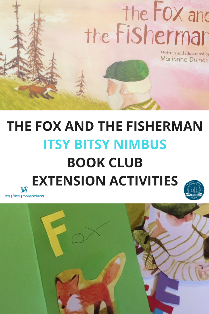 Fox and the Fisherman Book Club Activities.png