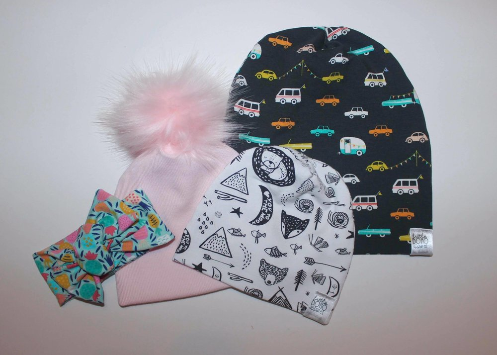 LITTLE BOHO APPAREL - Little Boho Apparel is a children's clothing business handmade proudly in Nova Scotia! Our vibrant prints and simple designs leave your kids stylish, comfortable and happy!