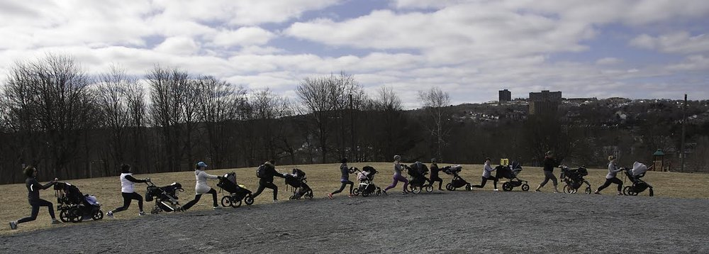 PORT CITY STROLLERS - Port City Strollers is a stroller-based fitness class in Halifax for parents and their stroller-sized kids; three great locations, four days a week.