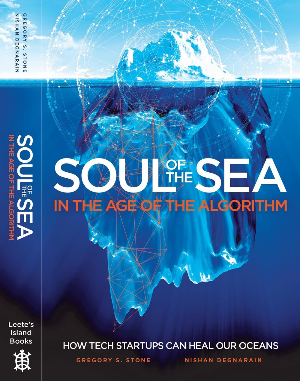 Check out Greg's new book,SOUL OF THE SEA IN THE AGE OF THE ALGORITHM. -