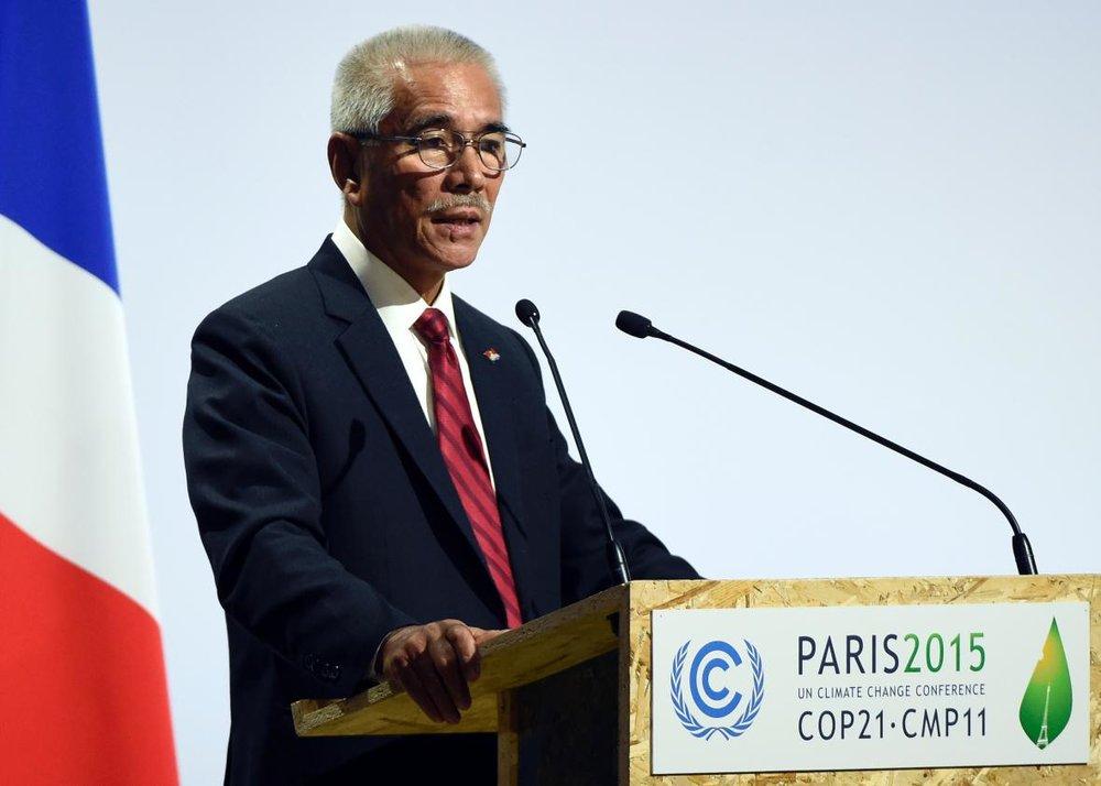 An Ocean Pioneer: President Anote Tong - Dr. Greg Stone, for Huffington PostJune 7, 2012