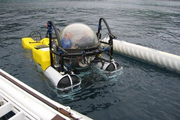 Summiting an Underwater Mountain - Dr. Greg Stone, for Conservation InternationalMarch 1, 2012