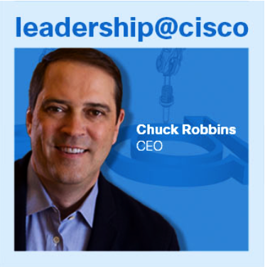CEO Chuck Robbins' Leadership Style Shook up Cisco