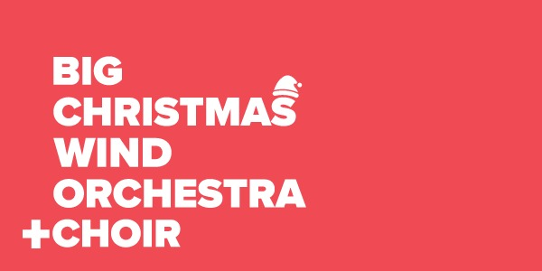 The Big Christmas Wind Orchestra and Choir