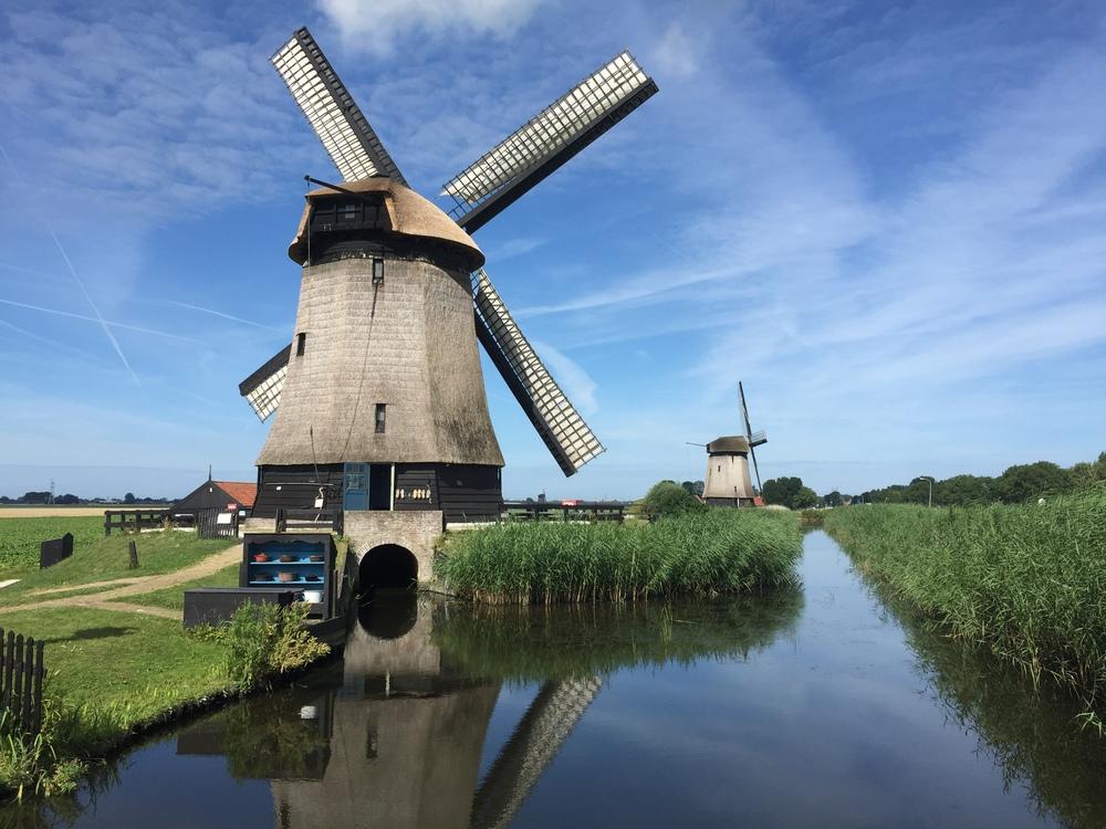 Windmill watch!