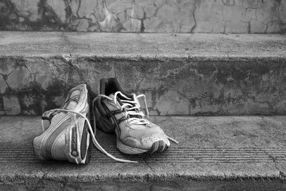 Photo: Runners Need
