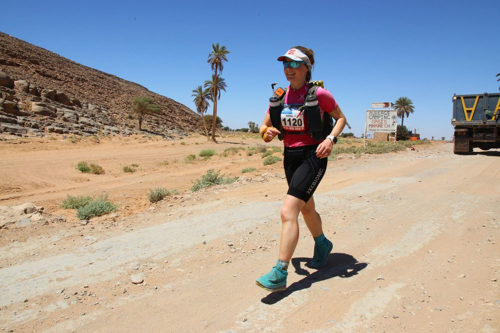 Marathon des Sables - Morocco