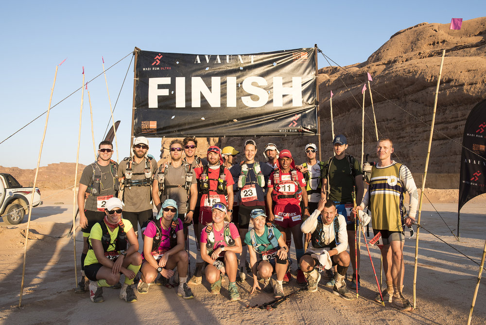 Photo credit:  Tufnell Photography  - Wadi Rum Ultra Class of 2017