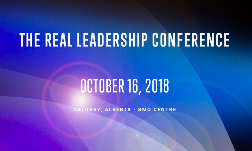 Real Leadership Conference Calgary