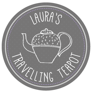 Laura's Travelling Teapot