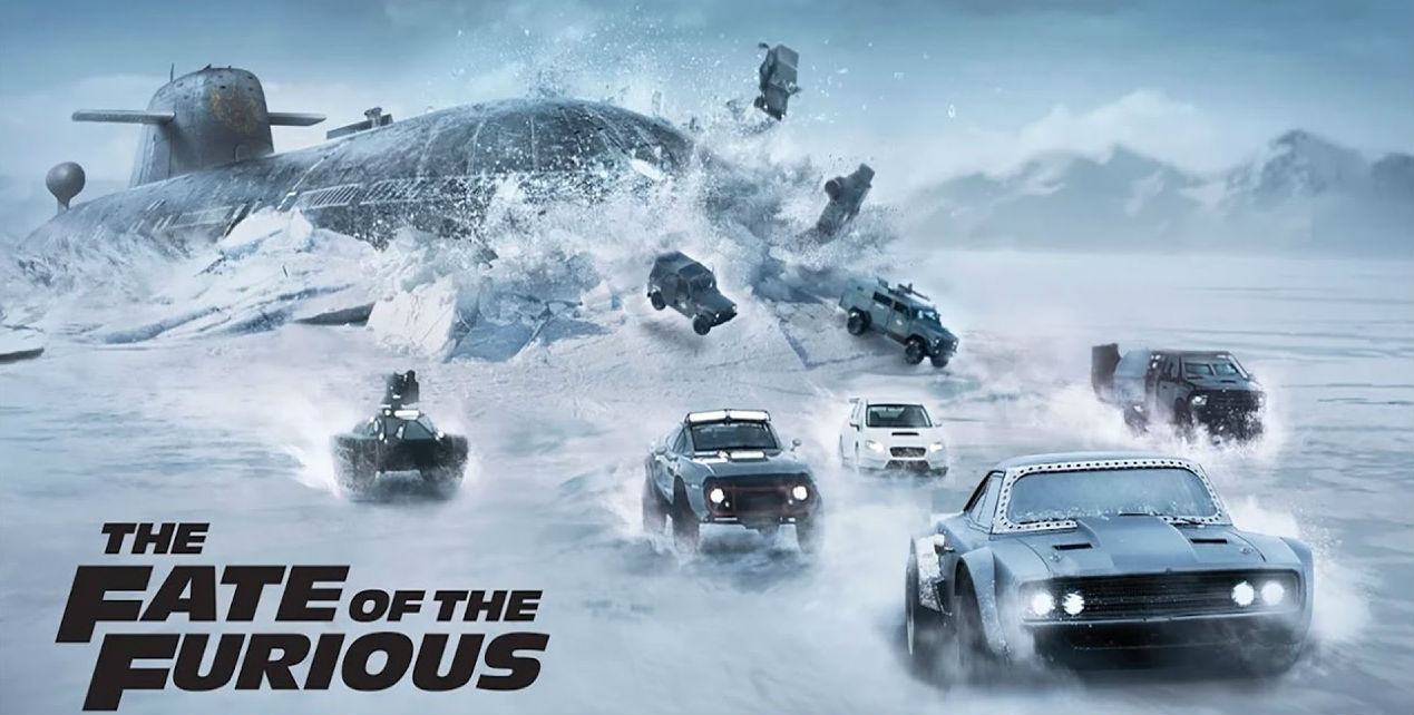 Episode 43 Fast And Furious 8 The Cinemile