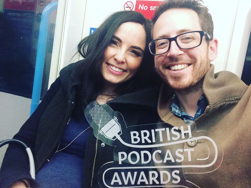 Awards/press - Named the UK's Best New Podcast at the British Podcast Awards 2017. Listed as one of the Best Podcasts of 2017 in New Statesman.Featured in The Observer, The Guardian,  Le Cool London, inews, The Irish Times and more.