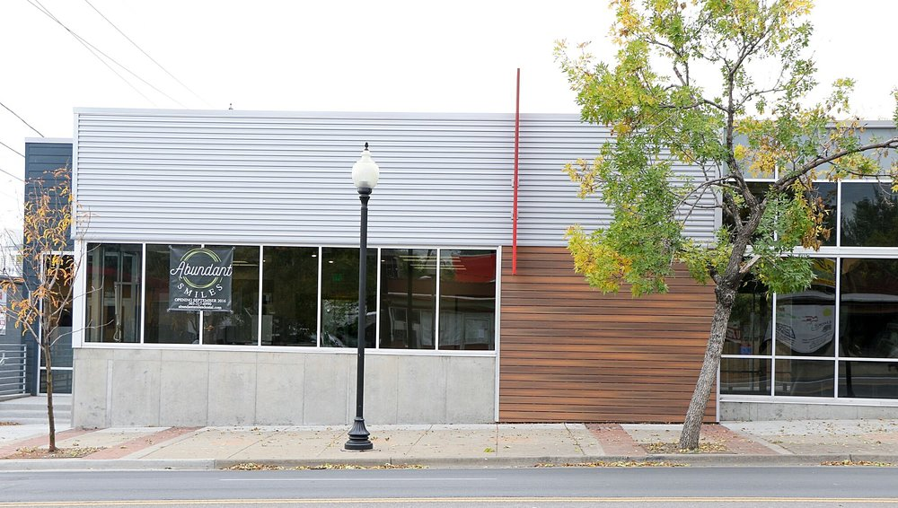 Conveniently located close to downtown     Denver on 38th Ave between the Highlands     and Sunnyside neighborhoods.