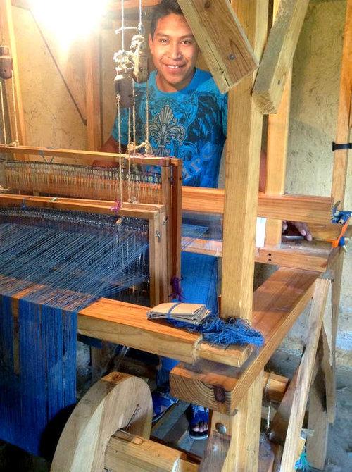 pedal loom
