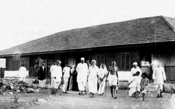 Sabarmati- Gandhis Ashram