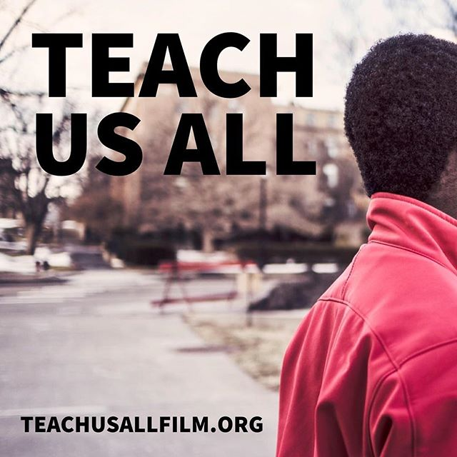 We're so proud to announce that @arraynow and Ava Duvernay @directher will bring #TeachUsAll to @netflix on the 60th anniversary of the Little Rock Nine- September 25, 2017!