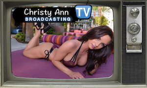 Live Broadcasts & Video of everything Christy Ann!