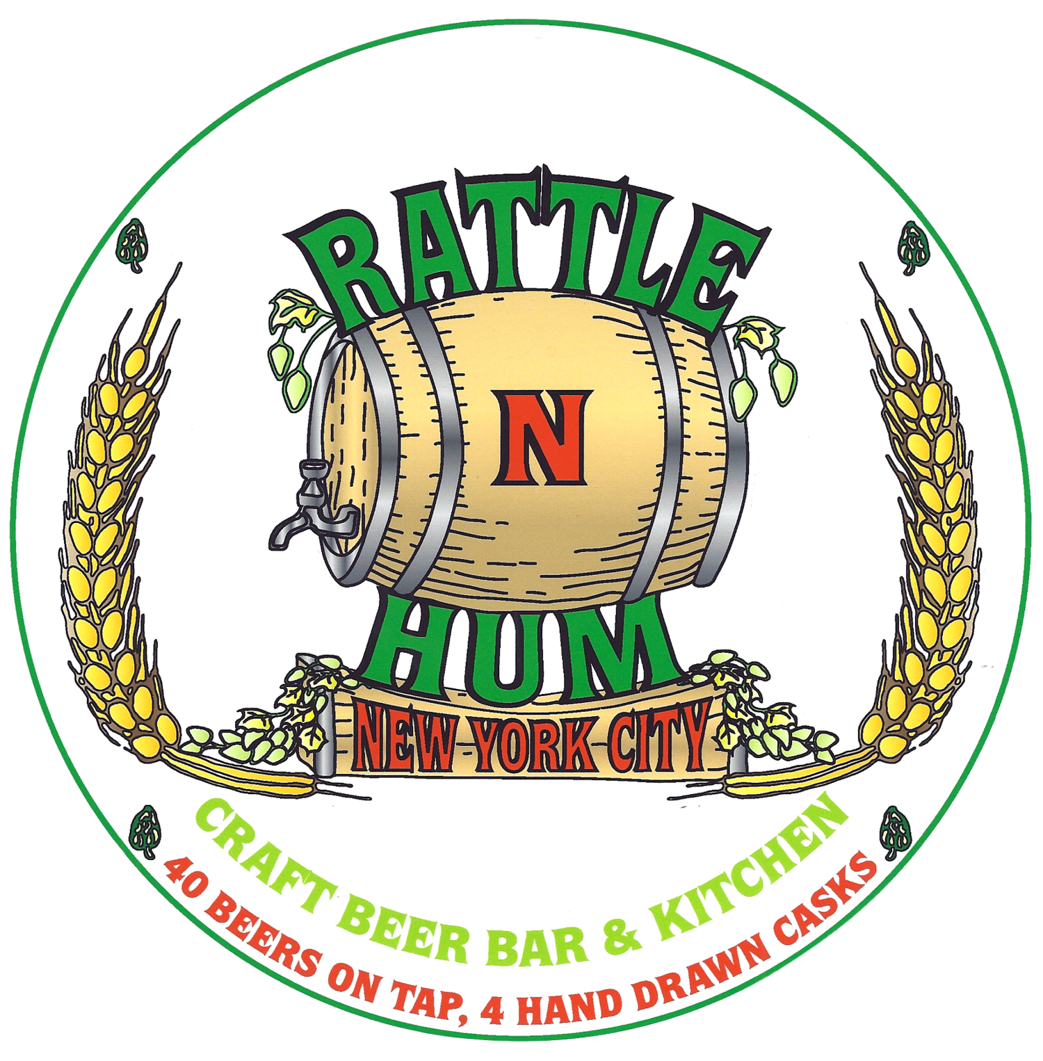 RATTLE N HUM BAR NYC