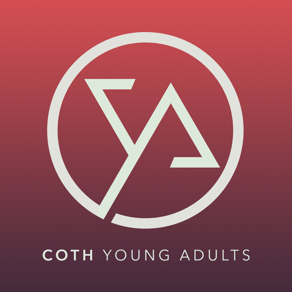 Young adults - COTH Young Adults meet every 2nd, 4th, and 5th Thursday of the month for a time of worship, community, and an encouraging word. Stay in the loop by following @cothyoungadults on social media or by emailing us at info@cothyoungadults.us.