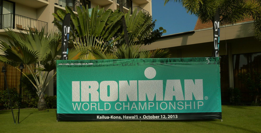 Kona Welcome Sign