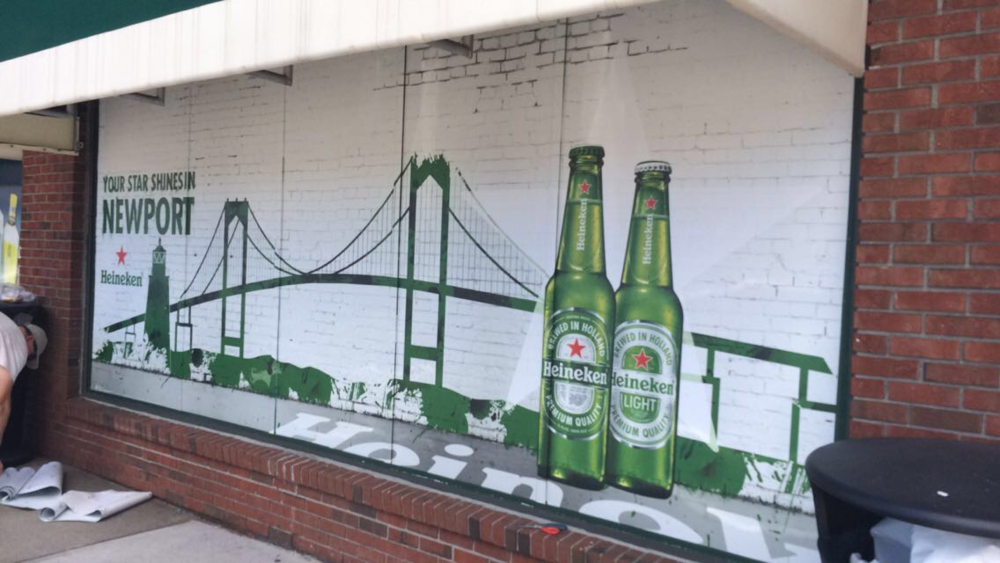 Heineken Newport, RI