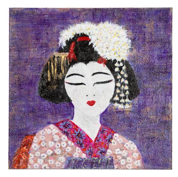 Geisha / Asian Influence