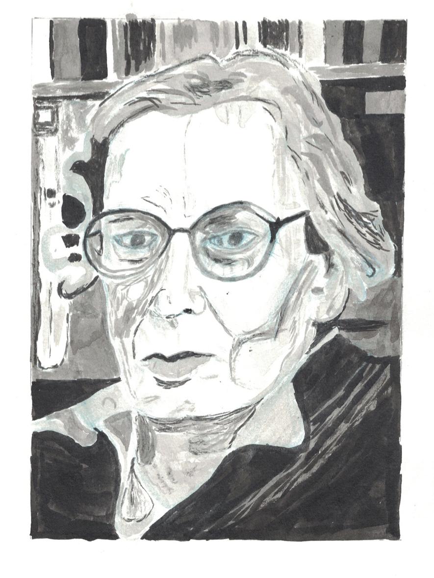 Marie Louise VonFranz