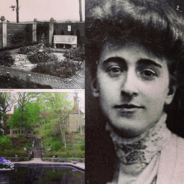 I missed sharing this on International Women's Day, but honestly, everyday is IWD at Gung Hoe Gardens, Inc. This is Marian Cruger Coffin. She was born into a wealthy family until her father left...which gave Marian two options: marry money or work. She chose work. In 1901, she entered MIT (after much tutoring since she had no formal education), a handful of women in the landscape architecture program. When she graduated in 1904, she could not get hired by any firm because she was - you guessed it - a woman. Undeterred, she started her own firm and used her family connections to start designing suburban gardens. As if Vanderbilt and DuPont gardens could be considered suburban! By the 1920s she was a sought after landscape architect. She made a point of hiring women and also provided an apprentice program for women. She designed well into her 80s - a true Gung Hoe Garden gal!! #landscapearchitecture#womenwholandscape#landscapearchitecture #landscapehistory #gardendesign#sunsetmagazine #gardendesignmagazine