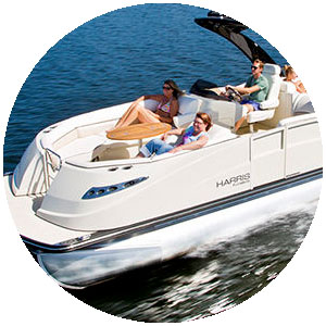 Salty Dog Boat Rental