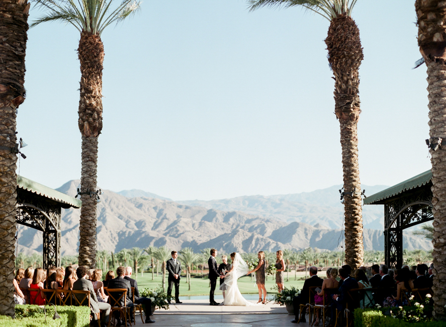 Palm Springs Wedding Toscana Country Club