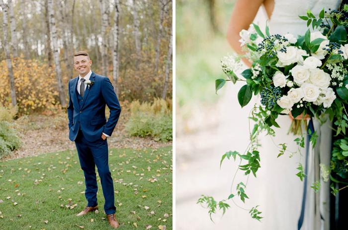 Canadian Fall Wedding