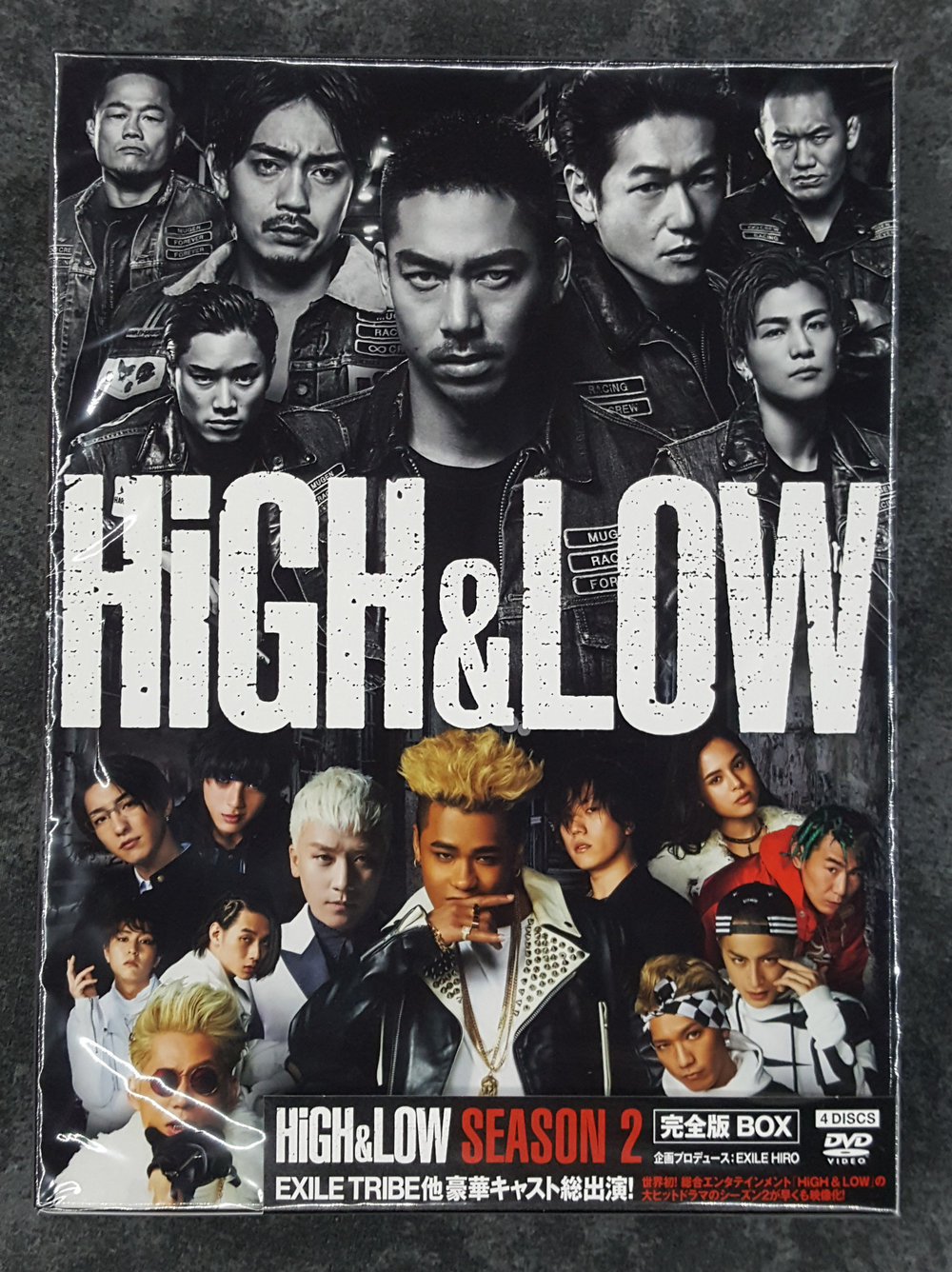 High & Low S2 Episode 04-05 Subtitle Indonesia