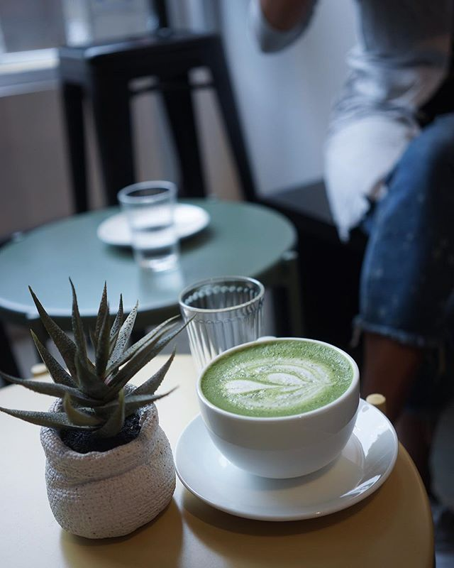 Friday, I love you so #Matcha!! 🍵#IfYouWereHere