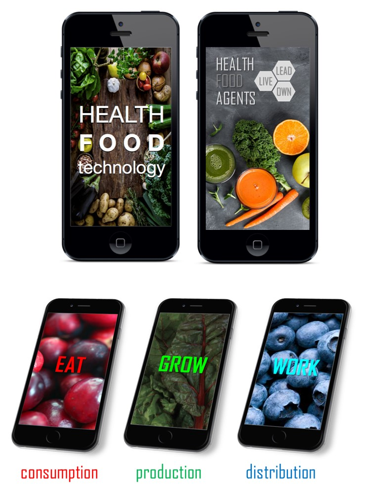 Many consider us the Apple Inc. of health food.