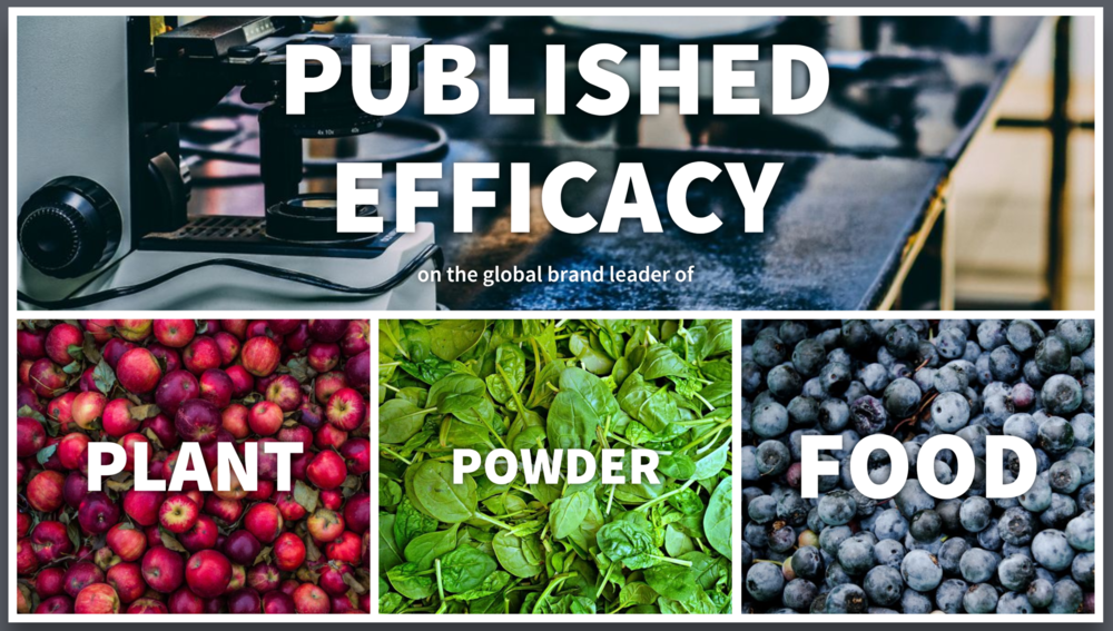 Published efficacy on plant powder food.PNG