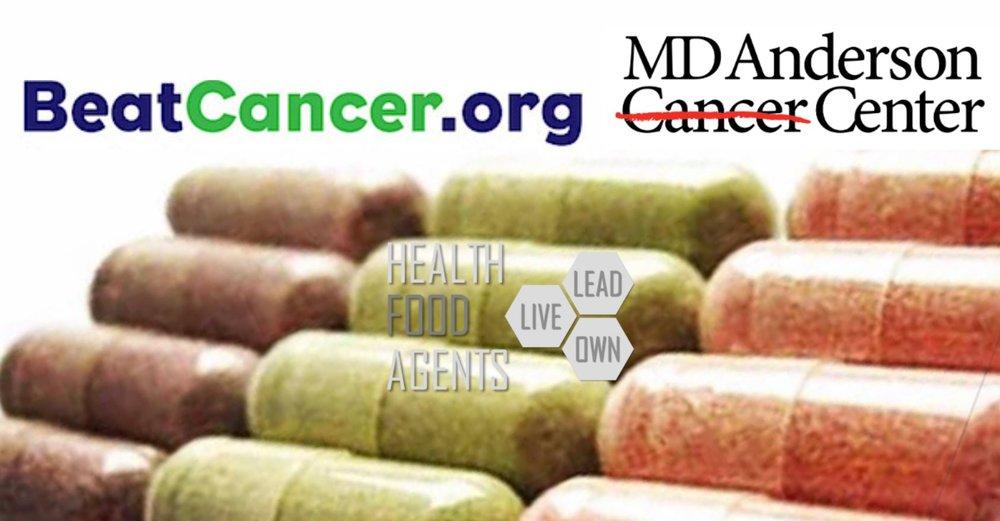 Plant powders & produce concentrates. #morematters