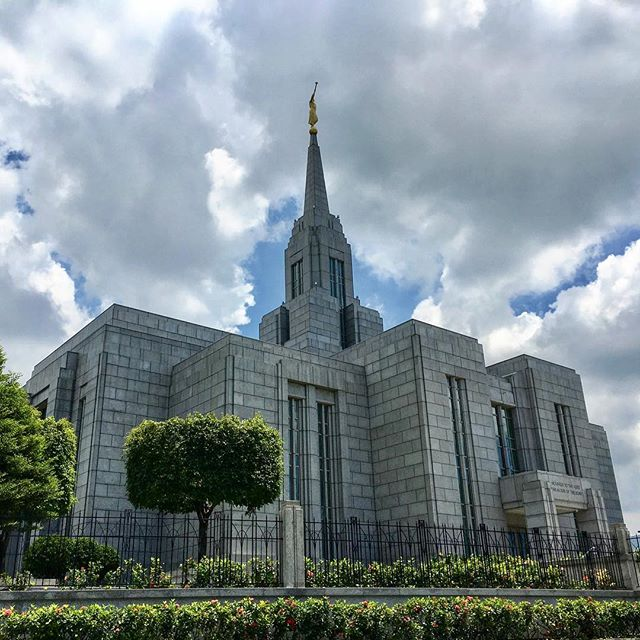 I love to see the temple. Cebu edition. #lds #mormon #philippines #ldstemple