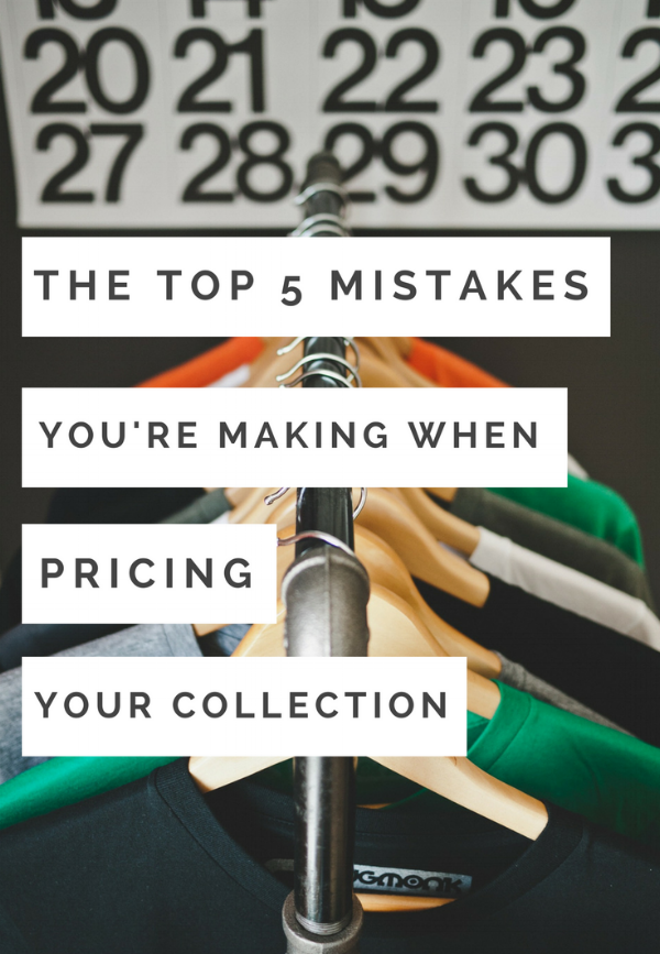 The Top 5 Mistakes You're Making When Pricing Your Collection