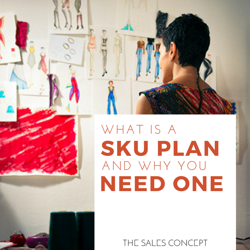 what is a sku plan and why do i need one