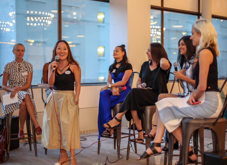 fashion founders event