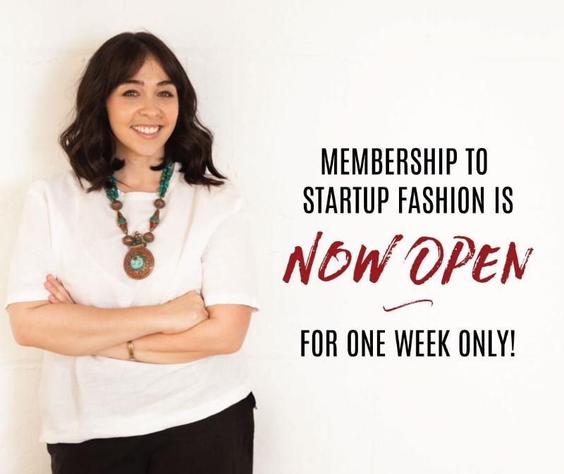 startup fashion membership