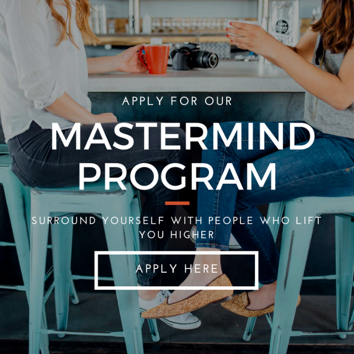 Apply for our Mastermind