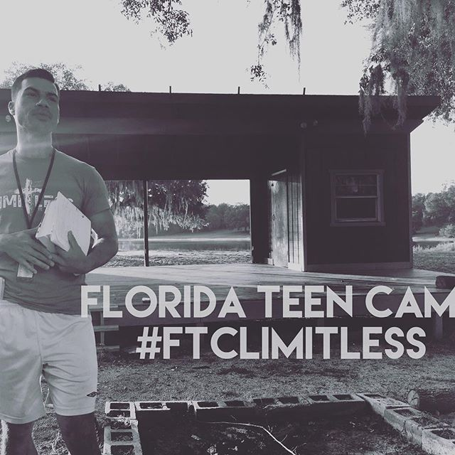 Being influential for Christ #ftclimitless @laf1406