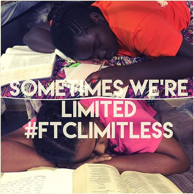 When you need some Jesus time, but you just can't stay awake #ftclimitless