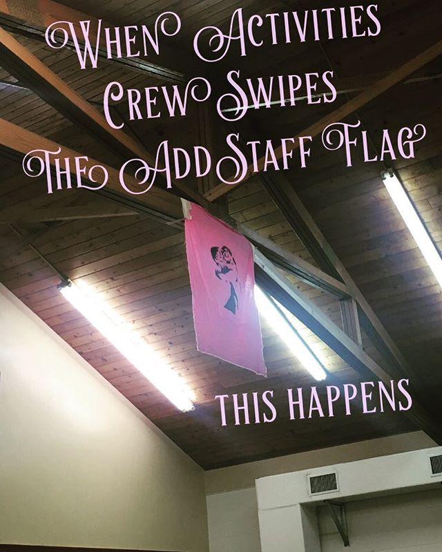 #FlagGetsHungInCafeteria  #FTCLimitless #ActivitiesVSAddStaff #FloridaTeenCamp