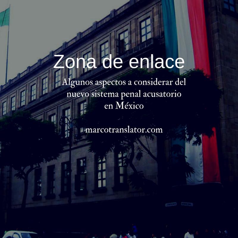 Justicia penal en México