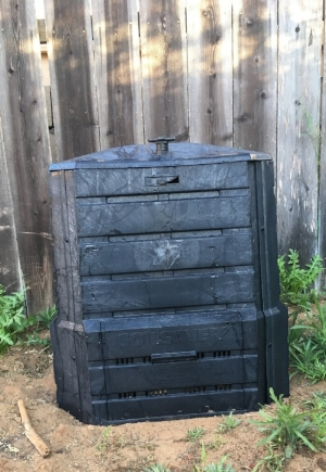 Composter for green businesses in California