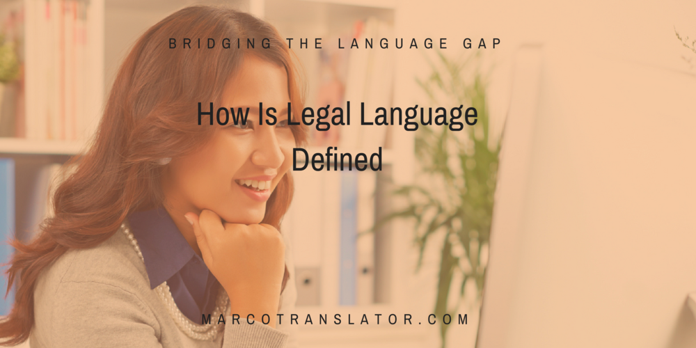 Legal language and translation, English to Spanish